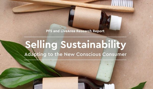 Press Release - Selling Sustainability