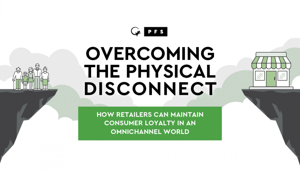 Infographic: Overcoming The Physical Disconnect