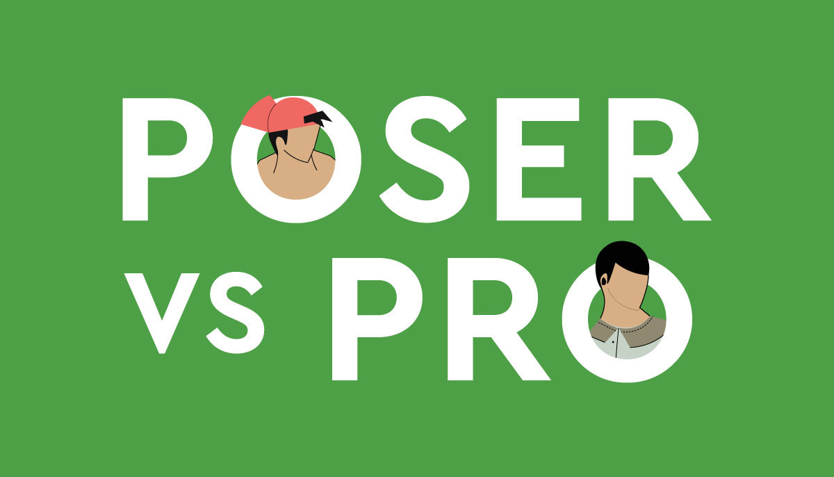 BPO Poser Vs. Pro Infographic: How To Spot The Real Deal